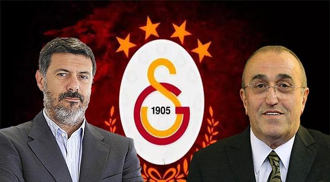 Galatasaray'da altıncı başkan adayı Yiğit Şardan ! Abdurrahim Albayrak'da Şardan'ın Listesinde