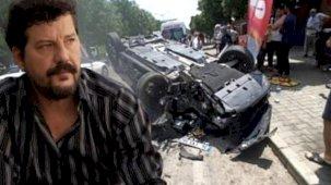 Ekranların Sevilen Oyuncusu İlker Aksum trafik kazası geçirdi!