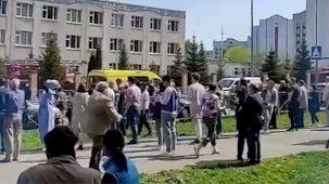 Son Dakika: Rusya'da okula silahlı taarruz: 9 kişi hayatını kaybetti, 3 kişi yaralandı