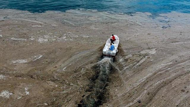 Marmara'yi esir alan deniz salyası için TBMM Araştırma Komisyonu kuruldu