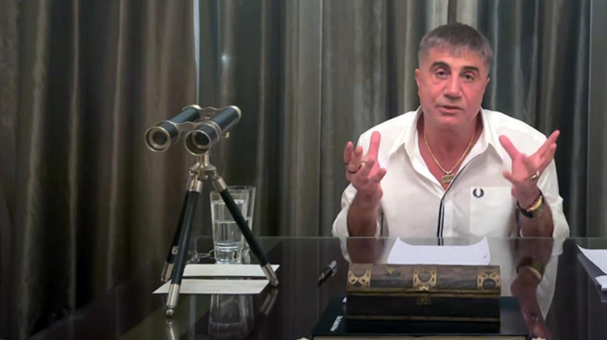 Sedat Peker, kızlarını ağlatan oğluna çatal fırlattığı anları anlattı: Bir daha yaparsan seni öldürürüm
