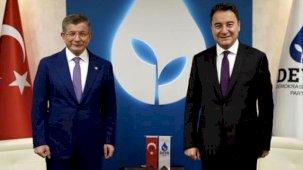 Gelecek Partisi'yle DEVA Partisi'nin birleşeceği iddiası