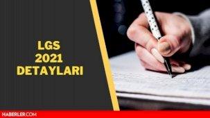 LGS soru kitapçığı ve cevap anahtarı - 2021 LGS soruları ve cevapları yayımlandı!
