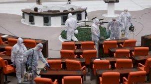 Meclis'te delta varyantı paniği! MHP ve CHP'li vekillere danışmanlık yapan iki kişi karantinaya alındı