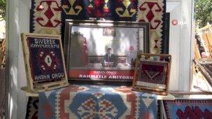 Siverek'te el sanatları sergisi açıldı