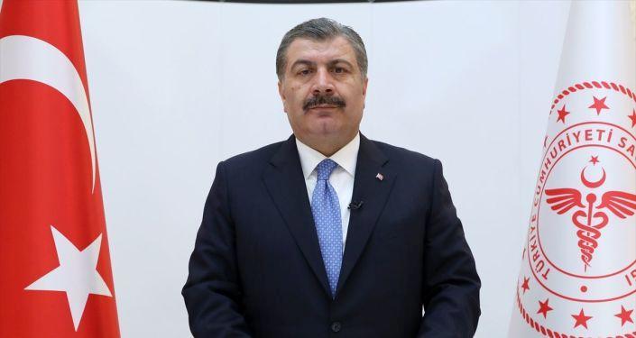 Sağlık Bakanı Koca'dan aşı hakkında flaş açıklama