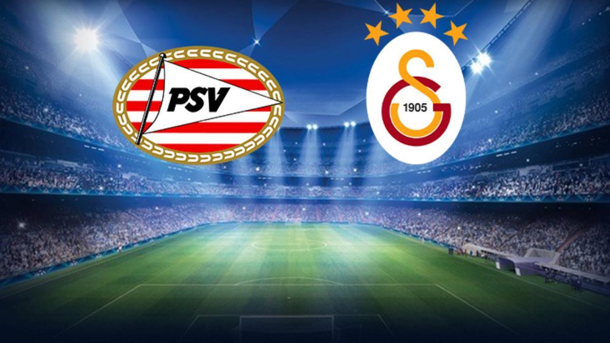 Son Dakika: Temsilcimiz G.Saray'ın PSV karşısındaki ilk 11'i belli oldu! Terim büyük sürpriz yaptı