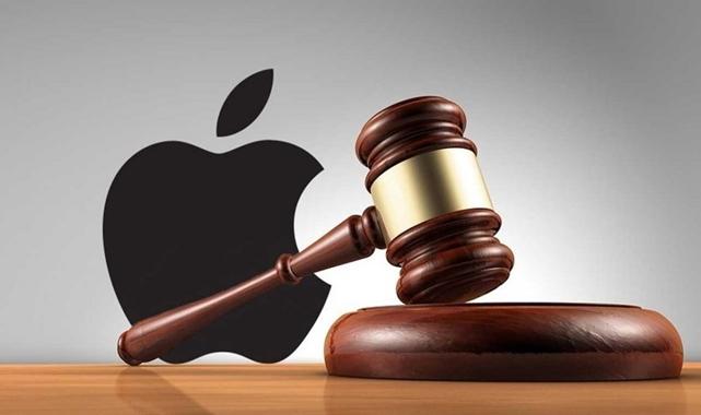 Apple'ı mahkemeye verdi