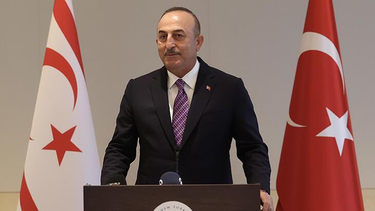 Bakan Çavuşoğlu: Kıbrıs'ı sonuna kadar savunmaya devam edeceğiz