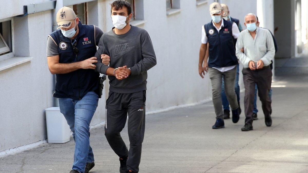 Adana'da PKK üyeliğinden aranan 3 şahıs yakalandı