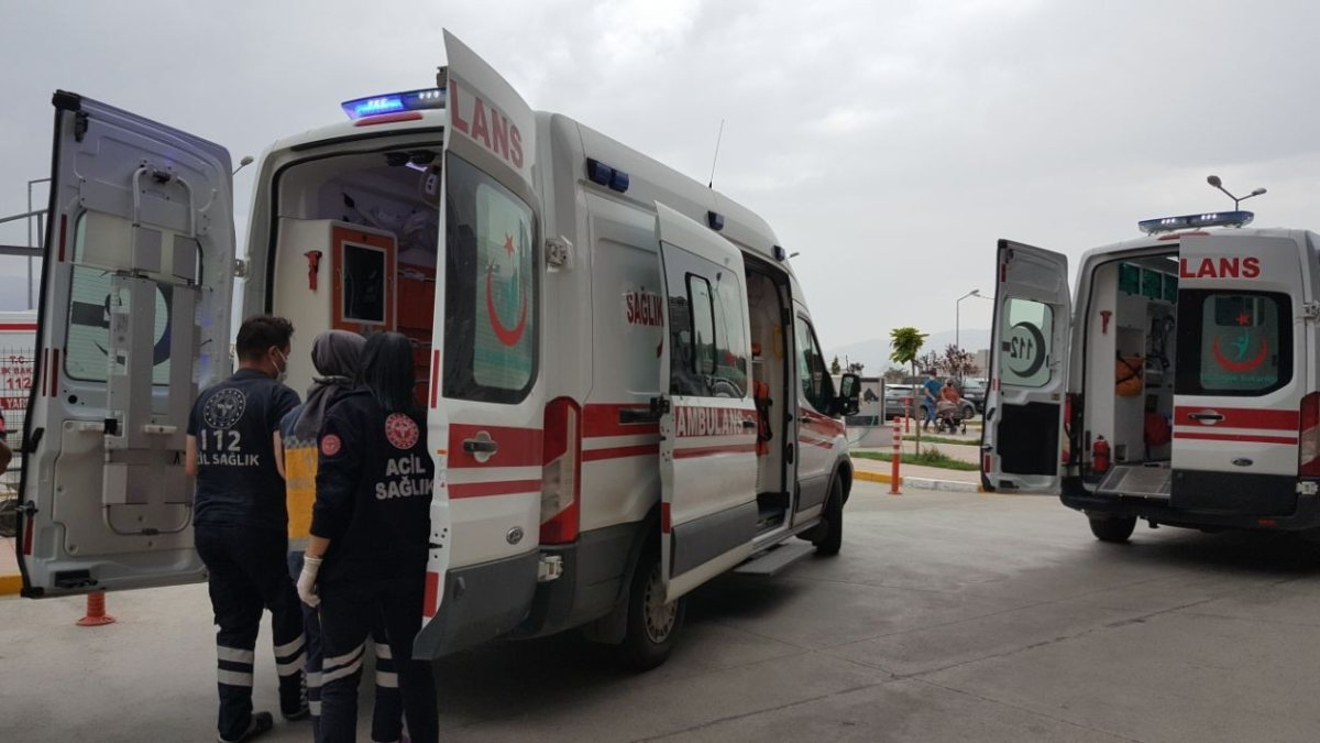 Bayburt'ta, üniversiteli gençler arasında bıçaklı kavga: 2 yaralı