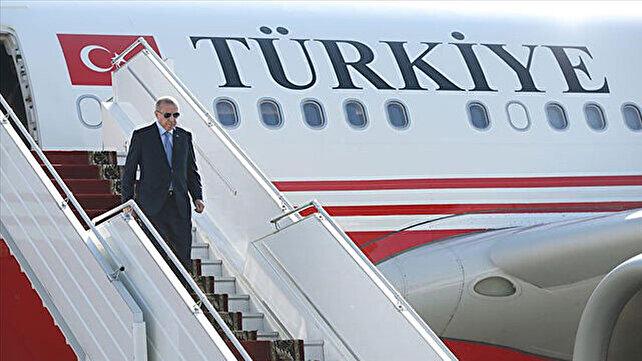 Cumhurbaşkanı Erdoğan'ın Afrika ziyareti bugün başlıyor: Dört günde üç ülke