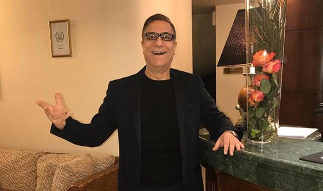 Mehmet Ali Erbil katıldığı bir galada ödül alırken konu üzerinden sözler söylemeye devam etti
